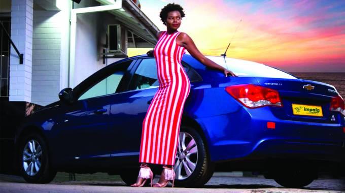 Selmor Mtukudzi's appointed as Impala Car Rental brand ambassador