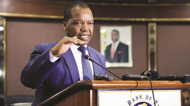 Mangudya under fire over currency