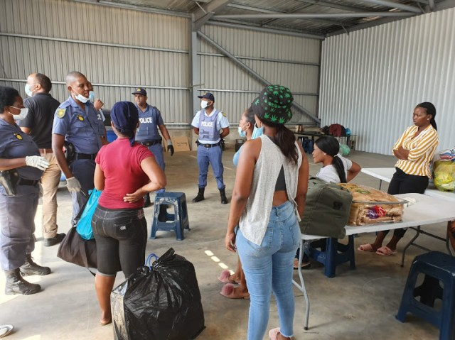 An investigation by a team from the department of economic development, tourism and environmental affairs led to the rescue of 14 workers, who were locked in a Durban factory and made to produce masks in response to the coronavirus pandemic, and the arrest of the factory owner on Sunday.