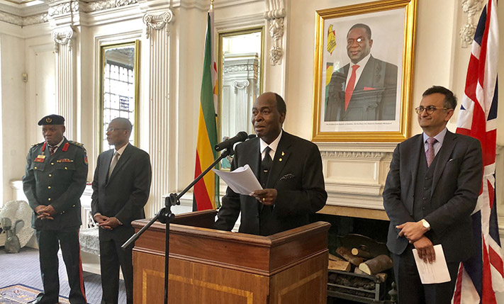 29 Zimbabweans die of Covid-19 in the UK: Embassy in London – Nehanda Radio