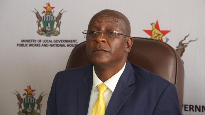 Justice Legal and Parliamentary Affairs Minister Ziyambi Ziyambi (Picture by Kudakwashe Hunda)