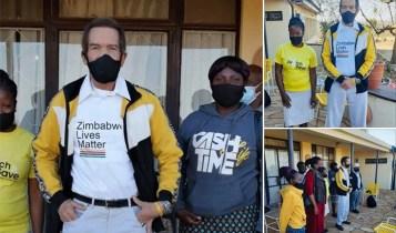 Former Botswana president Ian Khama throws weight behind #ZimbabweanLivesMatter