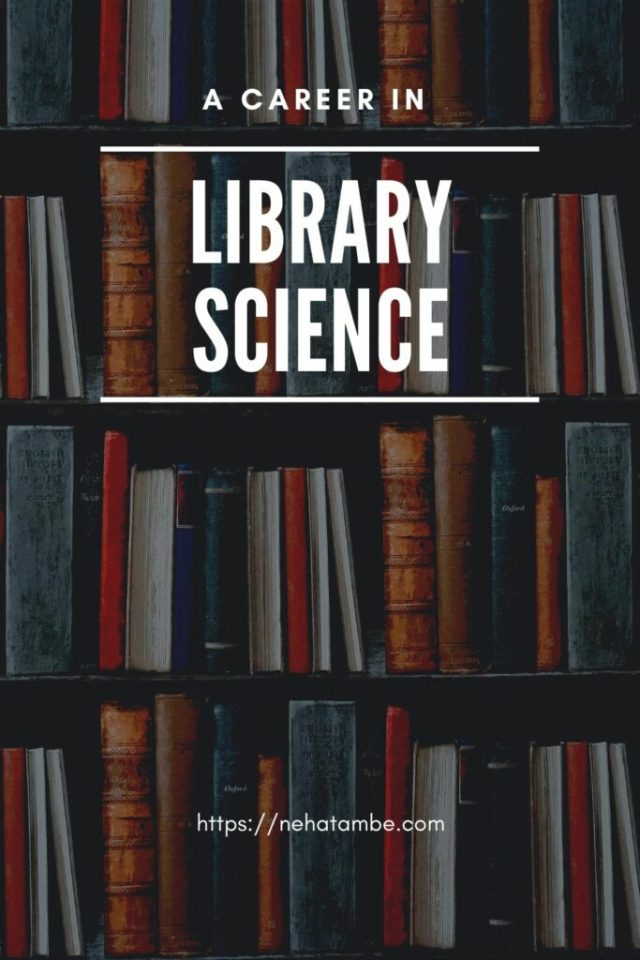 Career in Library science, an interview