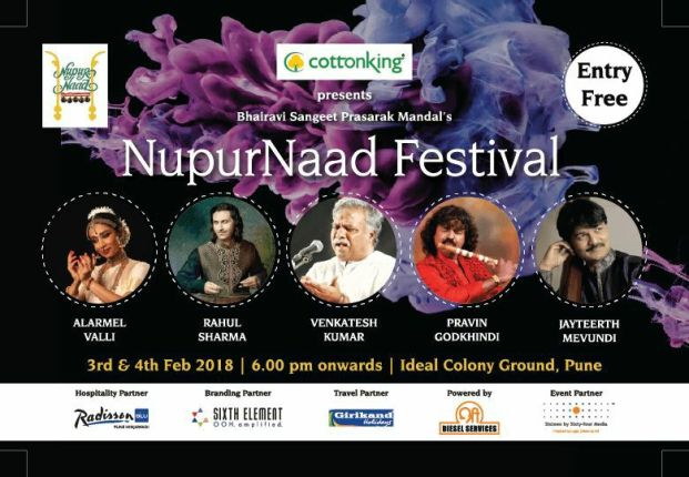 Nupur Naad Festival 2018 schedule for Pune