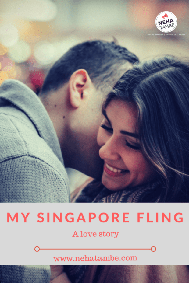 A flash fiction about a love story in Singapore