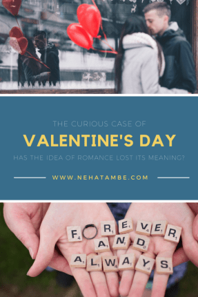 Do we want a Valentine's day limited to great pics or a day to showcase commitment?