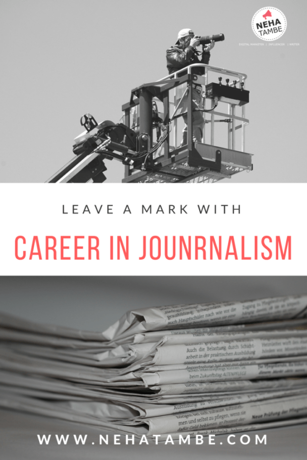 How to make a career in journalism in India
