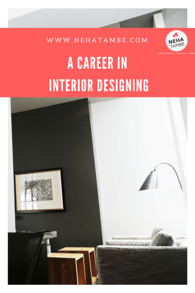 How to create a career in interior designing