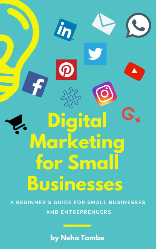 Digital Marketing for small businesses, an ebook