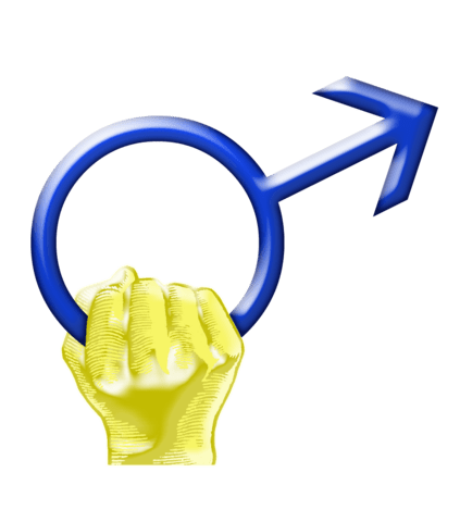 Men's Day Symbol