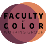 Faculty of Color Working Group logo
