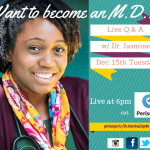 Live Q&A on becoming a doctor for youth