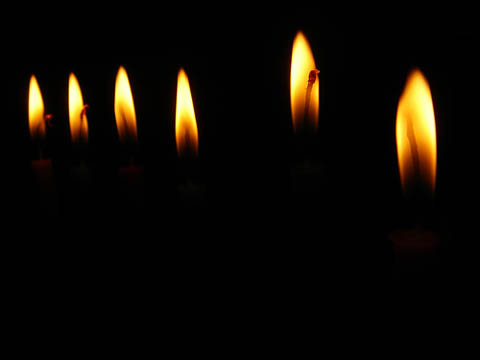 Flames of faith: teachings from  Aish Kodesh, Chanukah