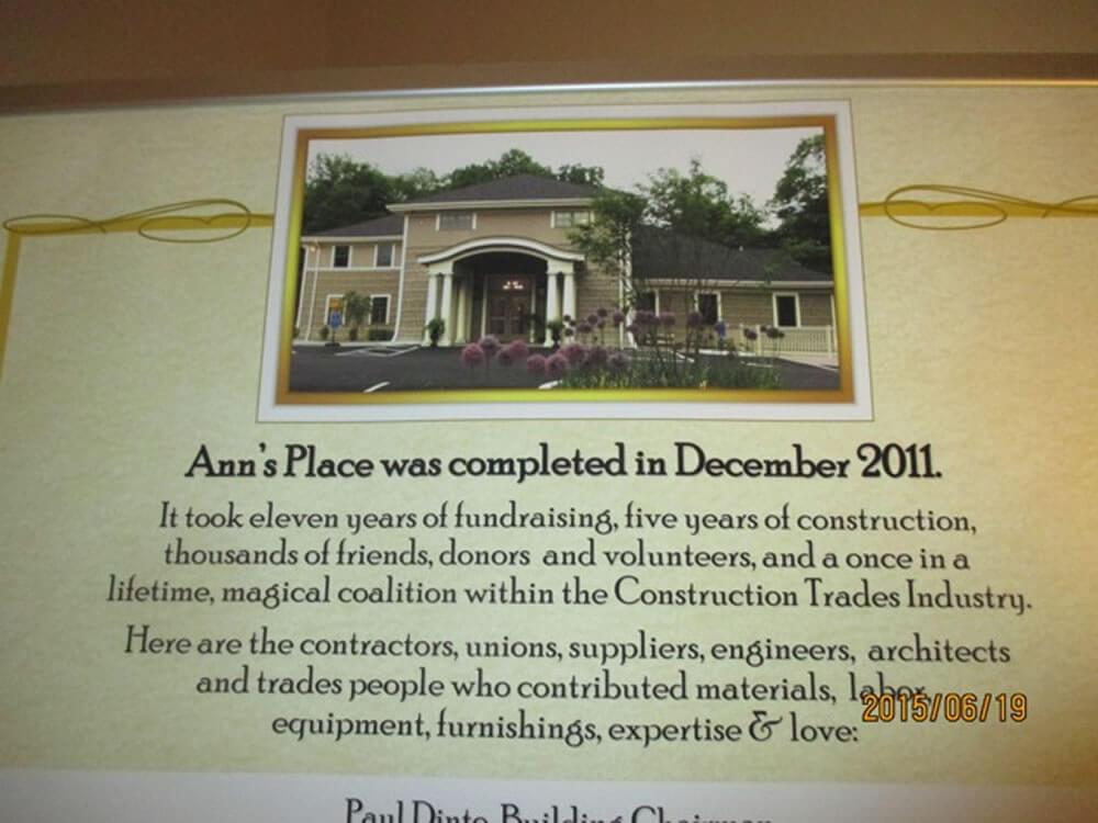 Ann's Place, Danbury CT
