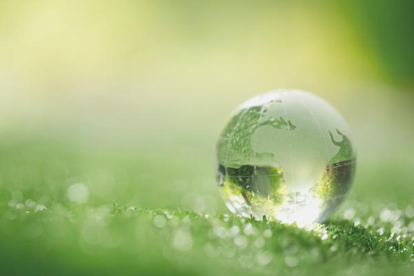 Globe transparent Nehos