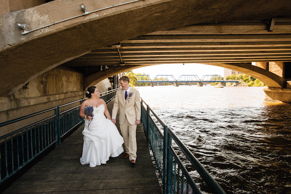 """""""This is our favorite photo,"""" Nicole Browett-Dykstra says. """"It really captures how happy we are together."""""""