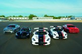 Give Dad some adrenalin-pumping laps in a Viper at M1 Concourse racetrack