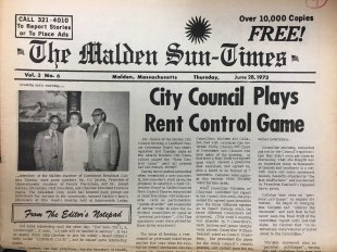 That time, in 1973, when City Council tried to manipulate the way people complained about rising rents.