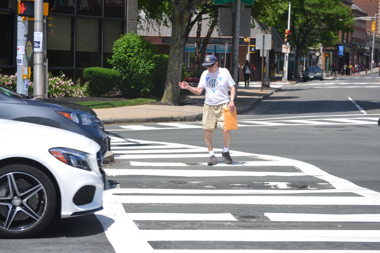 Making Malden Pedestrian Friendly