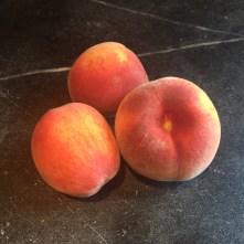 Neighborly peaches