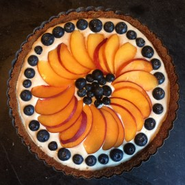Citrus Cheesecake Tart