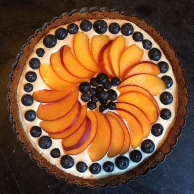 Citrus Cheesecake Tart