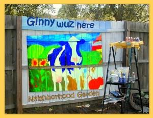 Ginny wuz here!