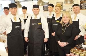 David Mawhinney's Butchers, Bangor.