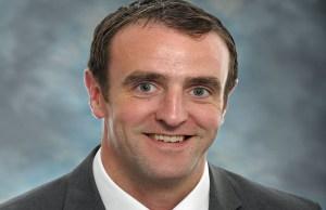 Environment Minister Mark H. Durkan
