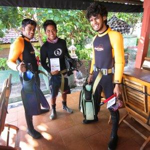 Scuba Diving Equipment