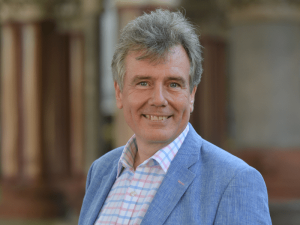 Finito: Neil Carmichael: now is the time for business to 'step up' on behalf of young people