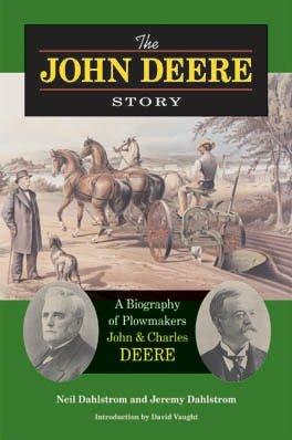 The John Deere Story cover