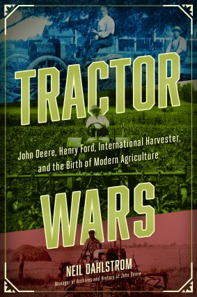 Tractor Wars book cover