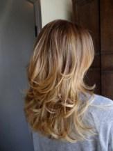 natural brunette highlights 2013