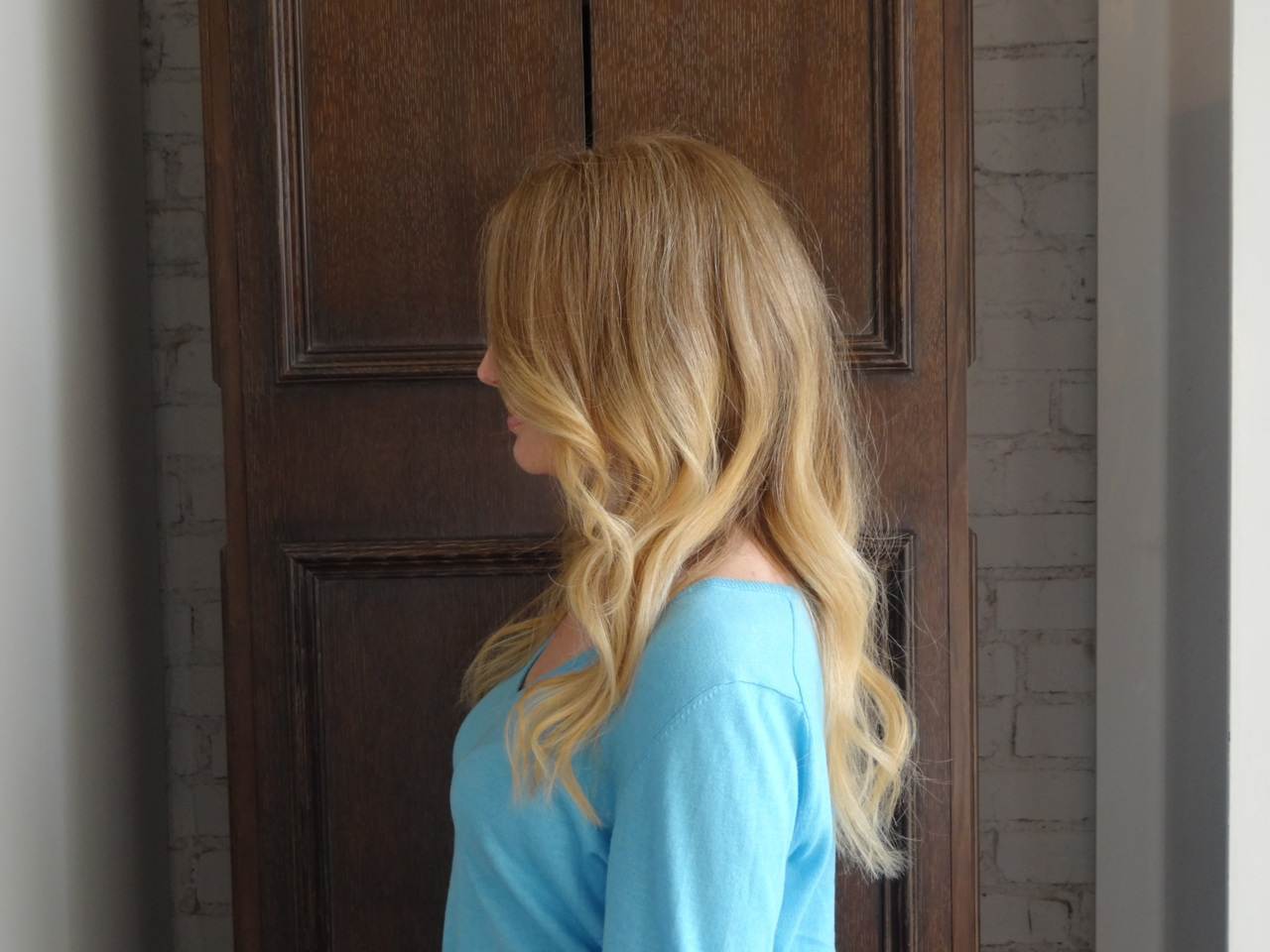 Blending Ombre Hair Color By Sarah Conner Neil George