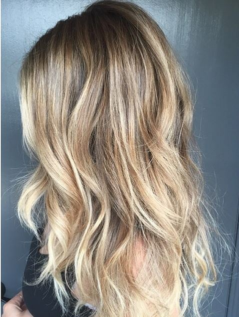 Going Bronde Neil George