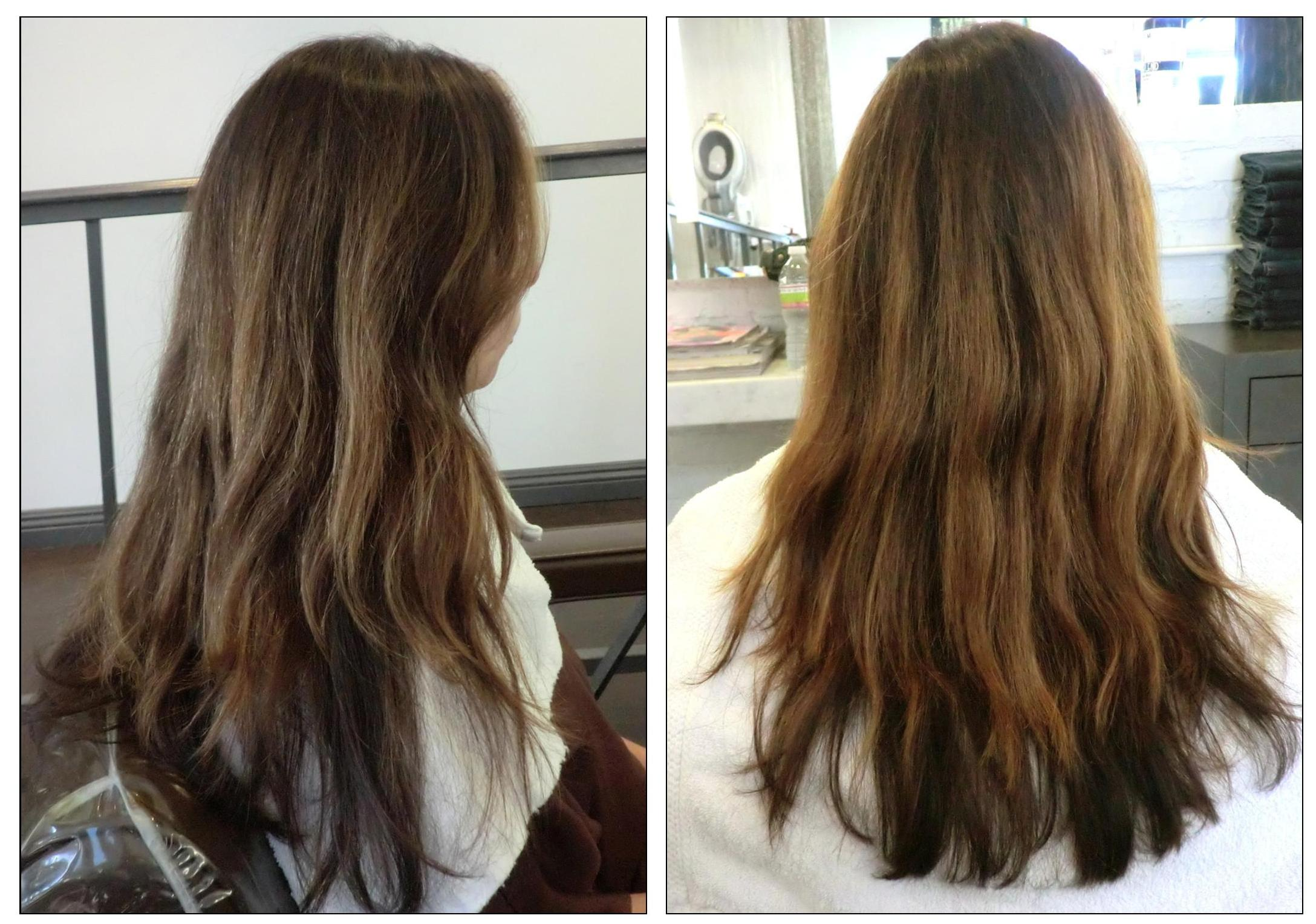 Color Fix Brassy Highlights Neil George