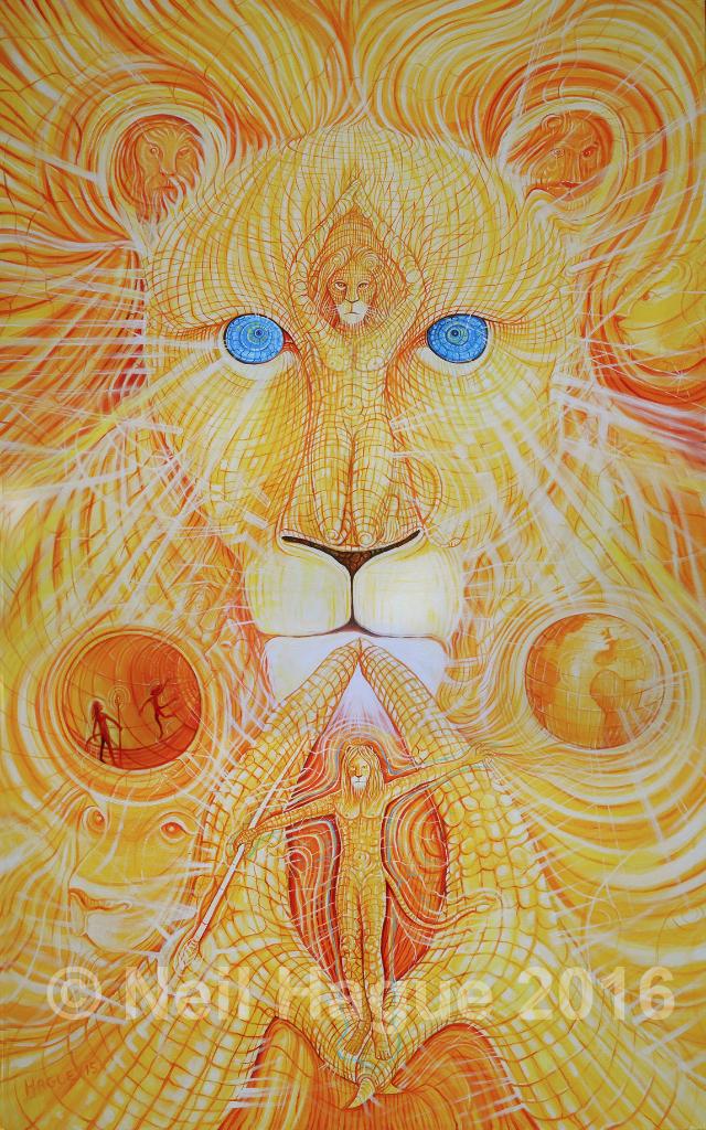 Durga AwakesL