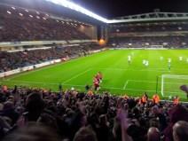 Late United goal