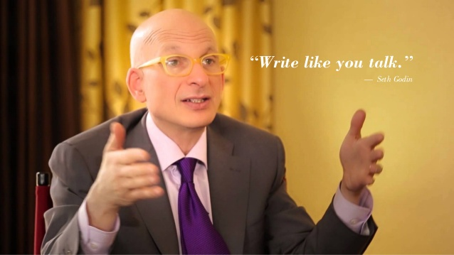 Image result for write the way you talk