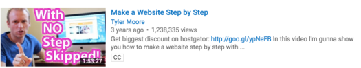 youtube views thumbnail example