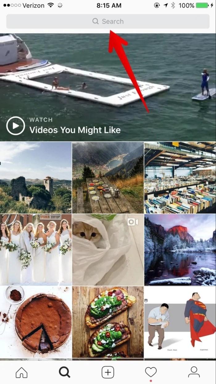 aba pesquisa instagram instagram - image20 2 min 700x1244 - Como Conseguir Seguidores no Instagram (Mais de 300 Seguidores Reais Por Dia!)