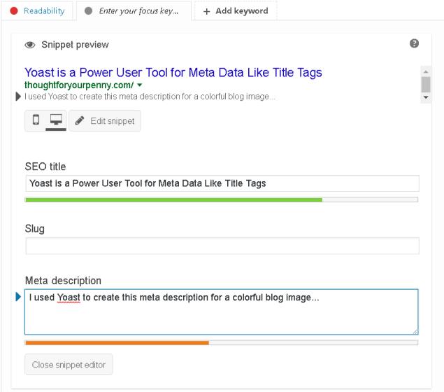 Yoast SEO WordPress   What Are Meta Tags?