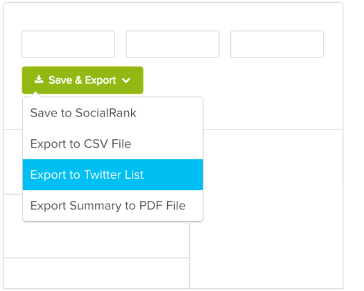 instagram analytics tool save and export