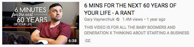 1 gary vee YouTube 2 vlog successfully