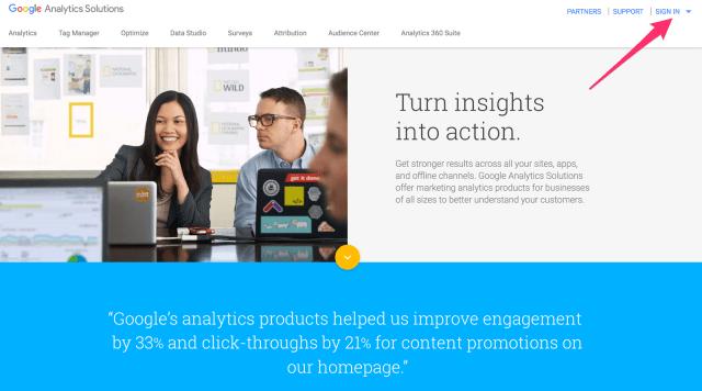 Arc and Google Analytics Solutions Marketing Analytics Measurement 1