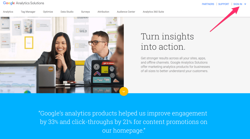 Arc and Google Analytics Solutions Marketing Analytics Measurement 1