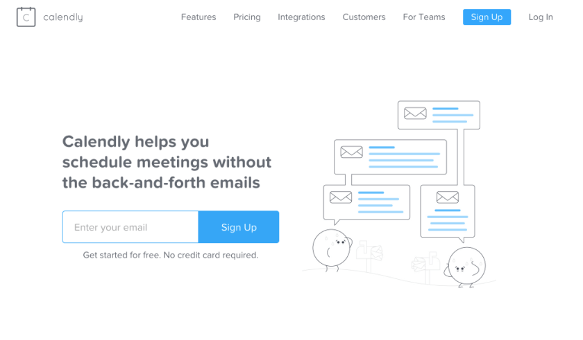 Calendly Scheduling appointments and meetings is super easy with Calendly