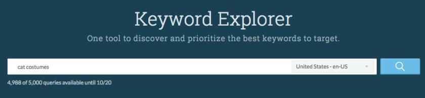 KWE keyword