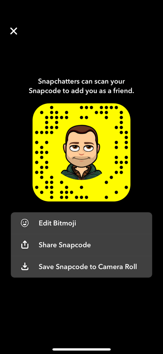 get more snapchat friends with your QR code